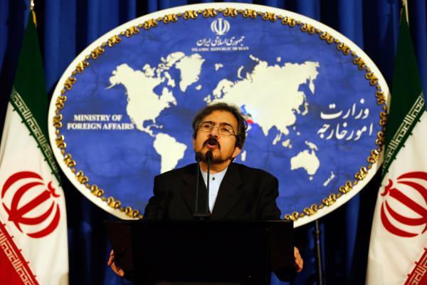 Phát ngôn viên bộ ngoại giao Iran ngỏ ý về vấn đề chế tài mới của Mỹ (hình Internet)