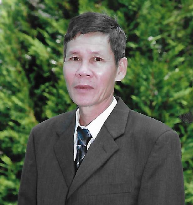 Nhà thơ Nguyễn Sơn Đảo.
