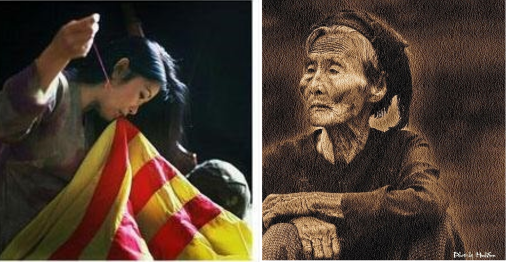 Mẹ Việt Nam và Quê Hương. Nguồn internet.