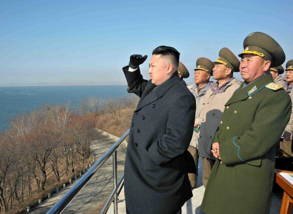 Kim Jong Un (nguồn Internet)