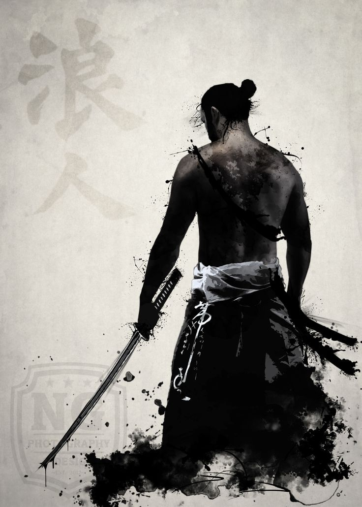 Samurai Nhật Bản. Nguồn internet.