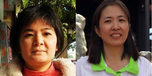Nguyễn Ngọc Như Quỳnh & Trần Thị Nga. Nguồn internet.