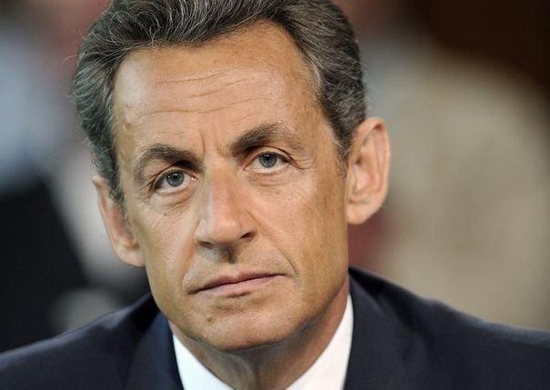 Cựu Tổng Thống Pháp Nicolas Sarkozy. Nguồn internet.