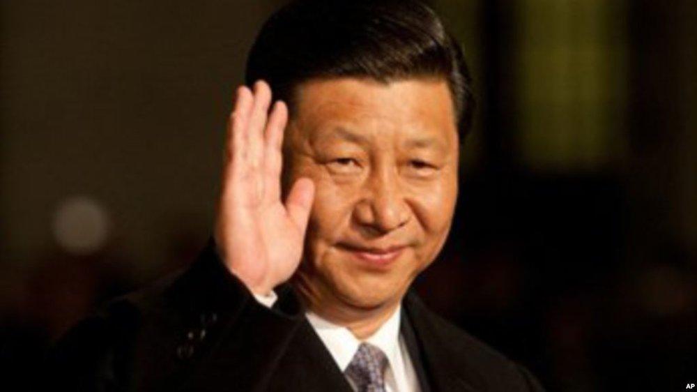 Tập Cận Bình của Trung Quốc. Nguồn internet.