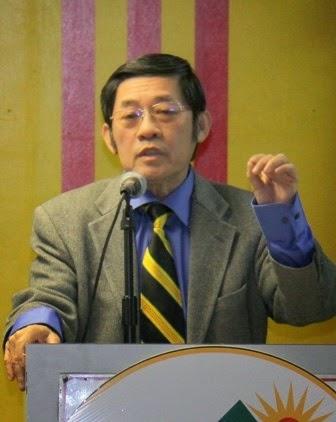 Nhà báo Huỳnh Lương Thiện. Nguồn internet.
