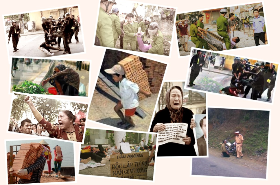Việt Nam dưới chế độ Việt Cộng.