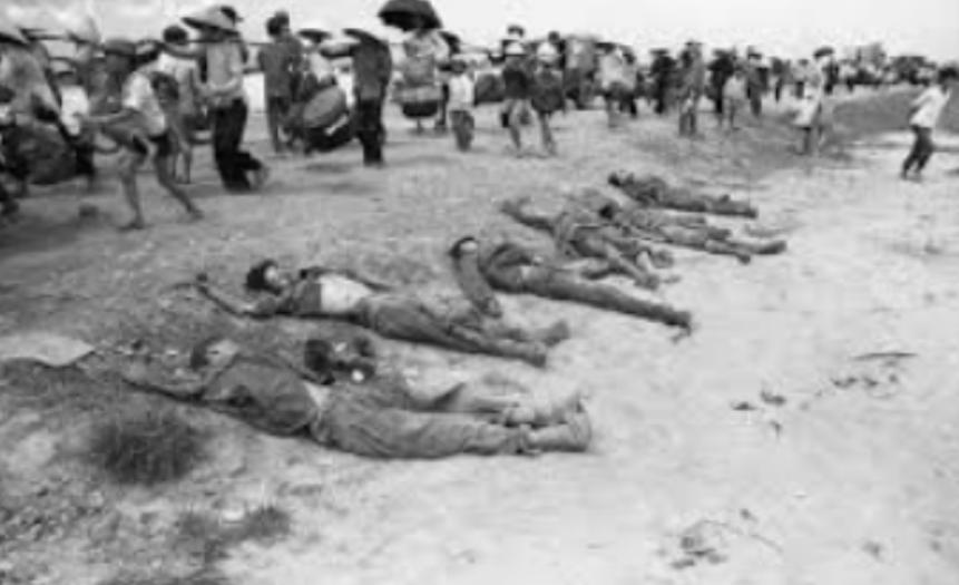 Nguồn internet: Chạy nạn Việt Cộng Tháng 3/1975