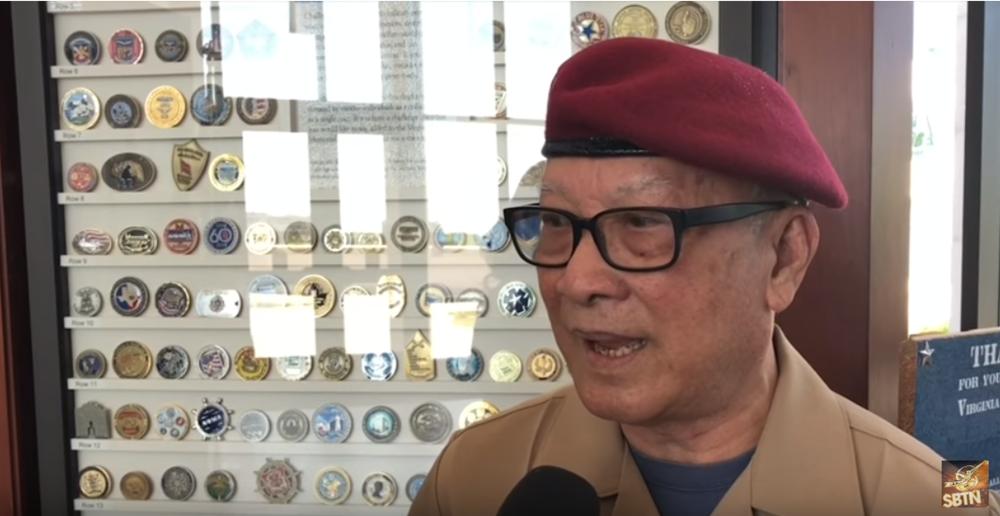 Chuẩn tướng Biệt Động Quân Phạm Duy Tất.