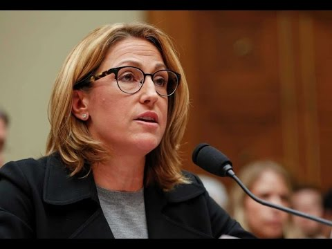 Heather Bresch, CEO của hãng Mylan. Nguồn internet.