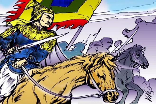 Vua Quang Trung. Nguồn internet.