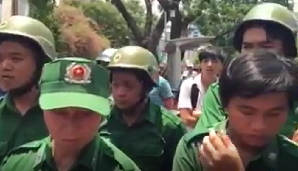 Có phải chăng những người công an Việt Cộng đãcó những sự chuyển động trong nhận thức kểtừ năm 2016?