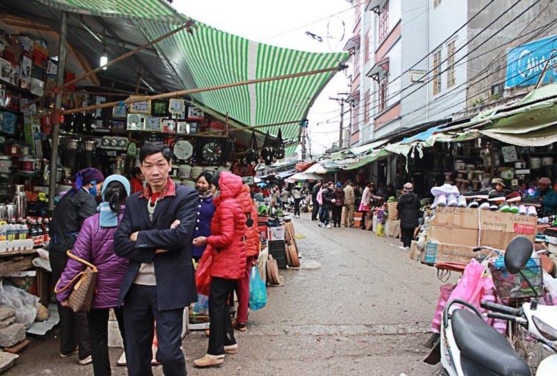 Chợ Đồng Đăng, Lạng Sơn