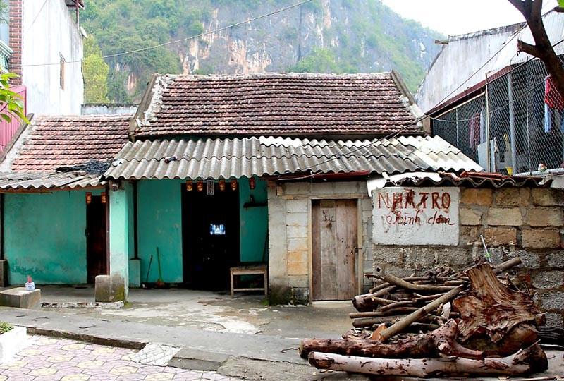 Nhà trọ bình dân ở Đồng Đăng
