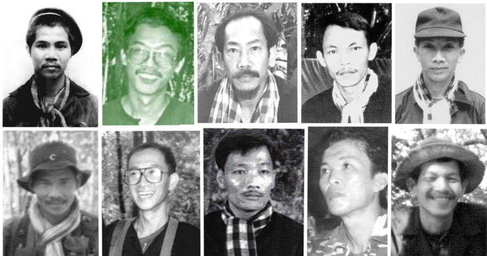 Kháng chiến quân Việt Nam.