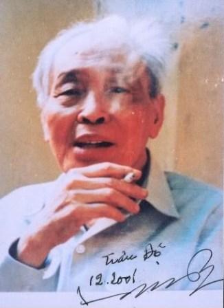 Trần Độ (1923 - 2002). Nguồn Blog Tễu