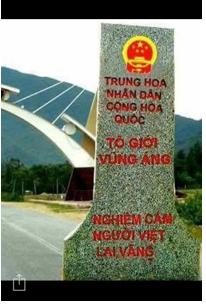 Tô giới Tầu ở Vũng Áng, Hà Tĩnh.( nguồn Internet)