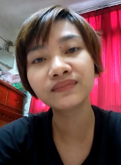 """cô gái trẻ tuổi Trần Lý chống dự luật 3 đặc khu bán nước Vân Đồn, Bắc Vân Phong và Phú Quốc nói công khai: """"Nếu mình bị bắt thì các bạn hãy thay mình tiếp tục truyền thông cho người dân thức tỉnh."""""""