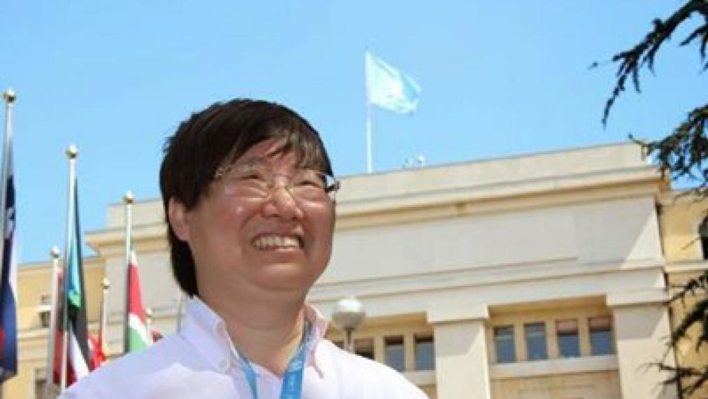 Ông Đặng Xương Hùng - Cựu lãnh sự Việt Nam tại Thụy Sĩ.