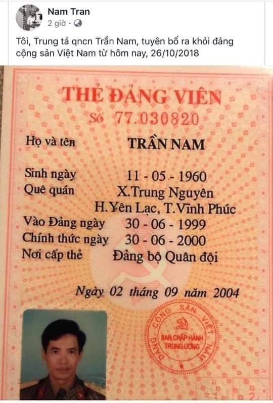 Nguồn FB Đinh Văn Hải