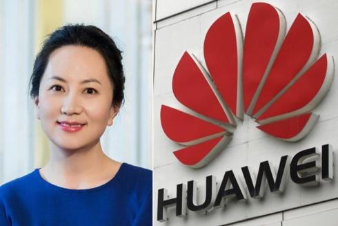 Mạnh Vãn Chu, Phó chủ tịch kiêm giám đốc tài chính (CFO) của tập đoàn viễn thông Huawei, Trung Quốc. Nguồn internet.