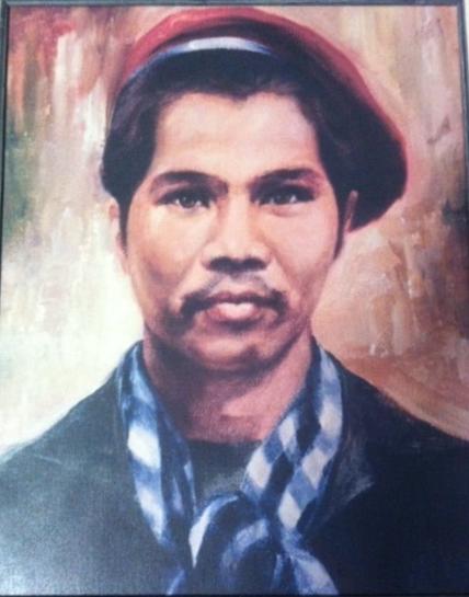 Anh hùng Đông Tiến Phùng Tấn Hiệp.