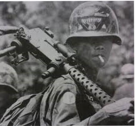 Người lính Việt Nam Cộng Hòa. Nguồn internet.