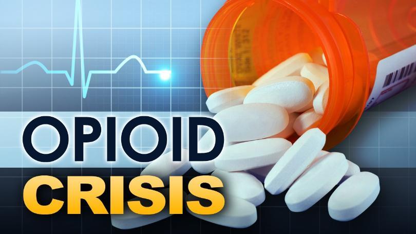 Vấn nạn thuốc phiện gây ngộ độc chết đã gia tăng trong năm 2018 tại Mỹ. Nguồn internet.