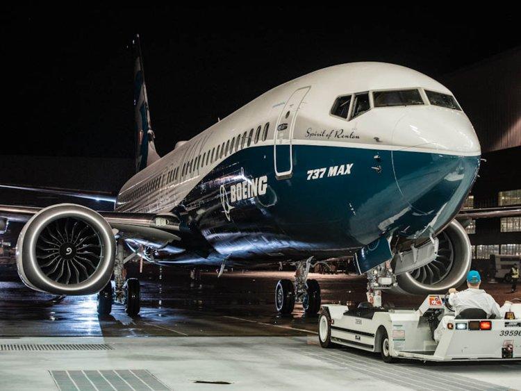 Boeing 737 Max. Nguồn internet.