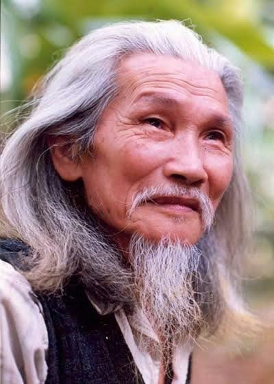 Nhà thơ Hữu Loan. Nguồn Tễu Blog.