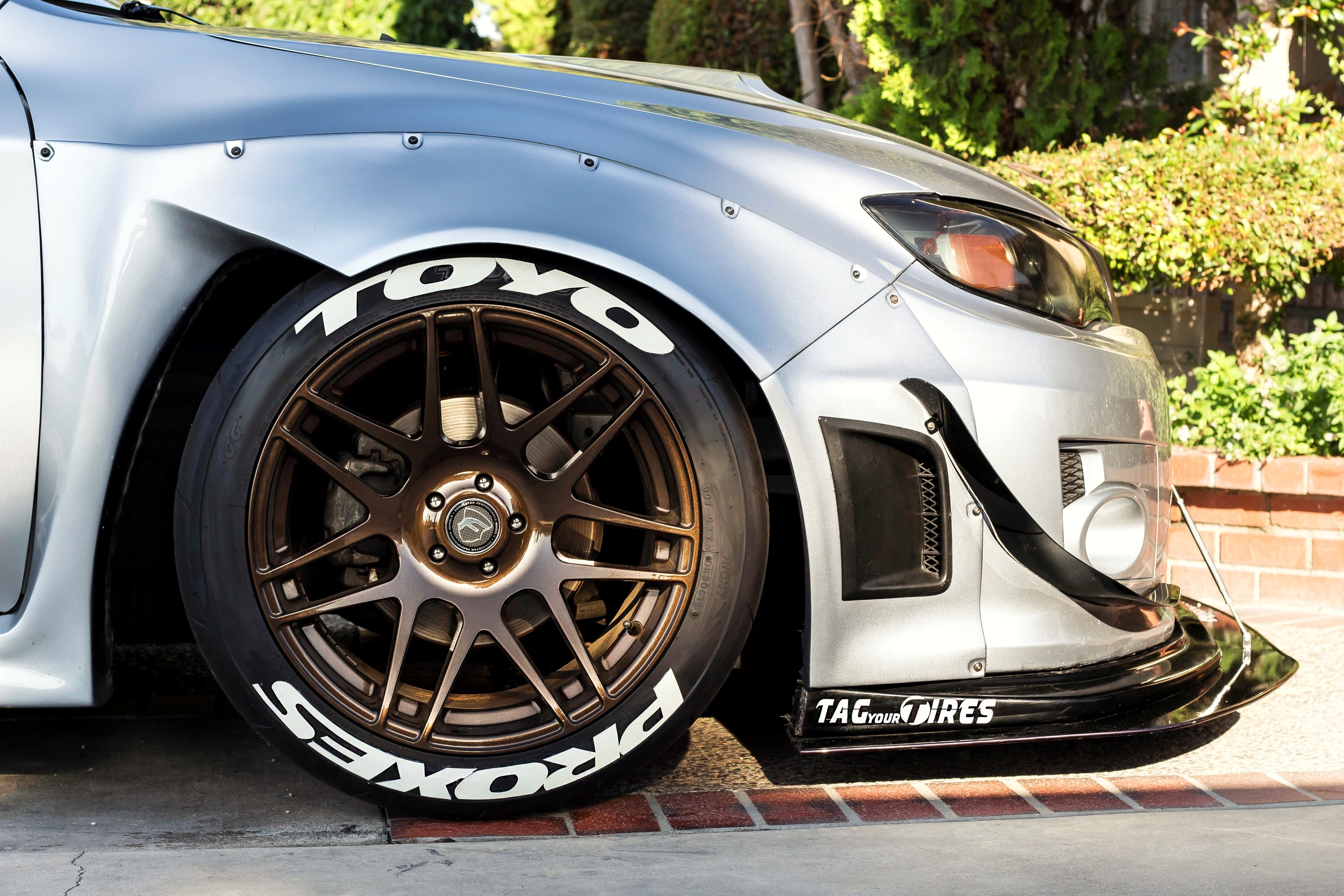 Tag Your Tires