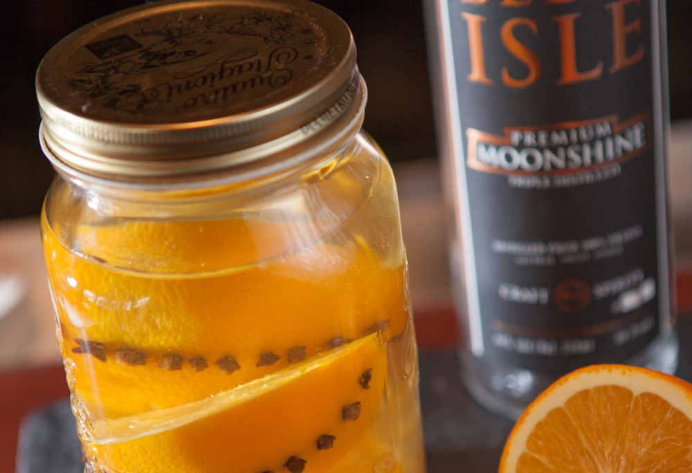 Orange Clove Infusion Intro