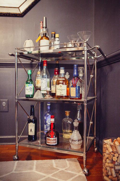 Gregg Brooks Home Bar Essentials Belle Isle Moonshine