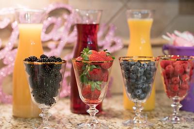 Berries on berries on berries.