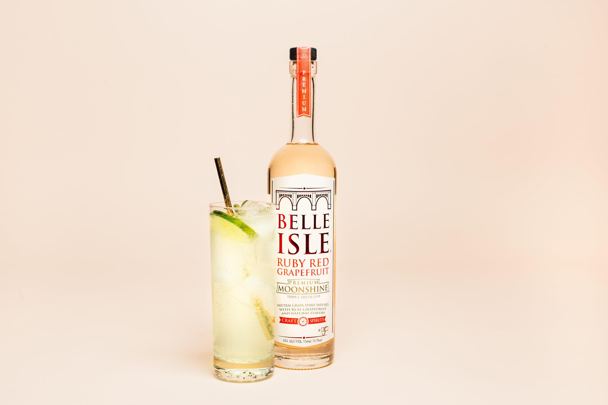 Introducing: Belle Isle 100 — Belle Isle Moonshine