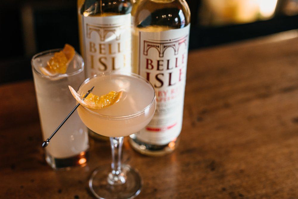 Belle Isle Spirits Shines - BEVERAGE JOURNALEnter Richmond, Va.-based Belle Isle Spirits, whose stated mission has been to revive the art of moonshine. So far, they've been very successful at doing so.