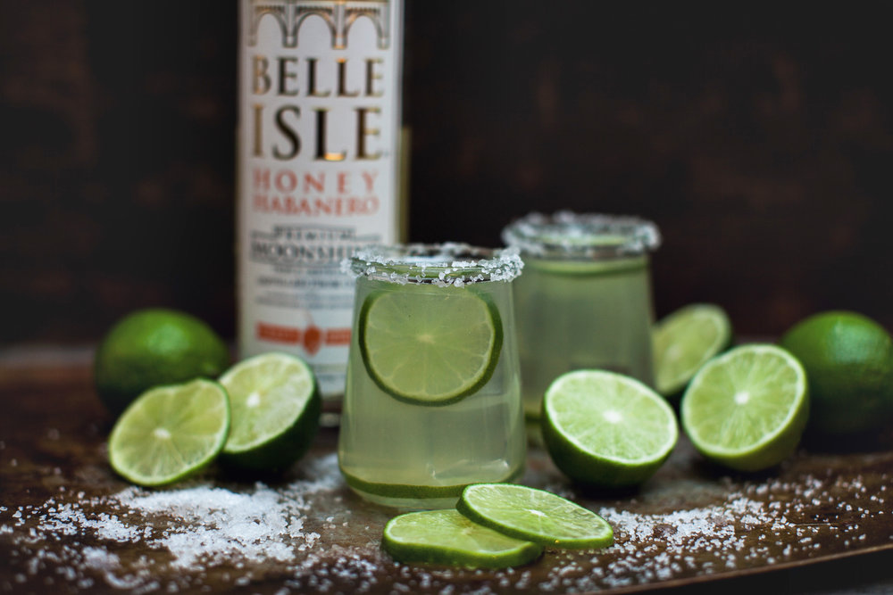 Salty? Citrusy? Sweet? Sour? Spicy? Confuse your palate in the best way possible with a Honey Habanero Margarita. Photo by  Kate Magee .