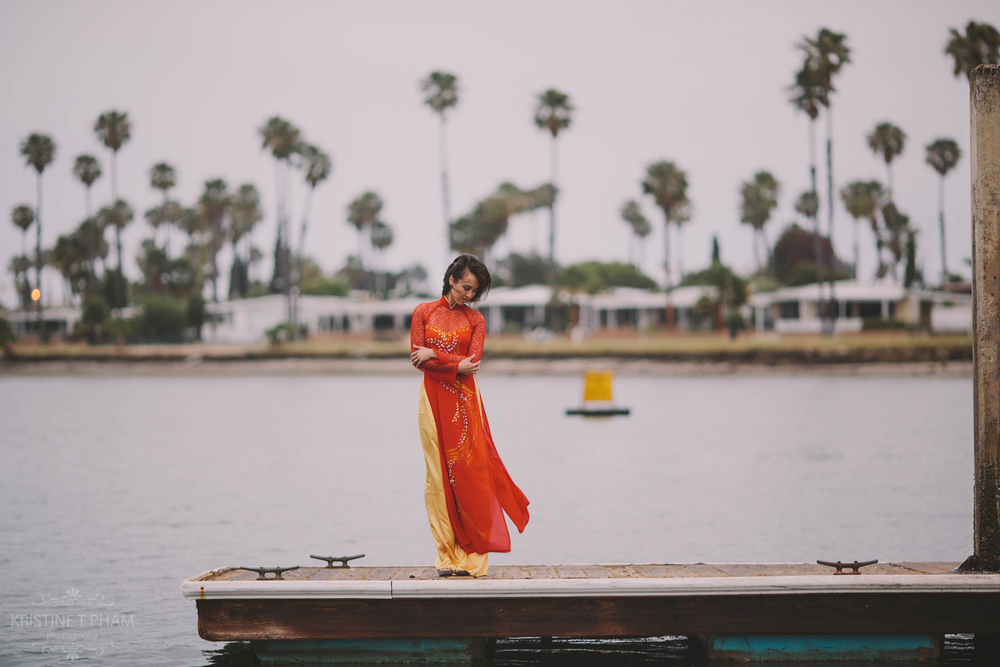 San Diego Bridal Portrait Photographer