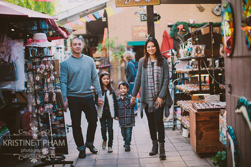 THE CRUTCHFIELDS - SAN DIEGO OLD TOWN FAMILY PORTRAIT SESSION