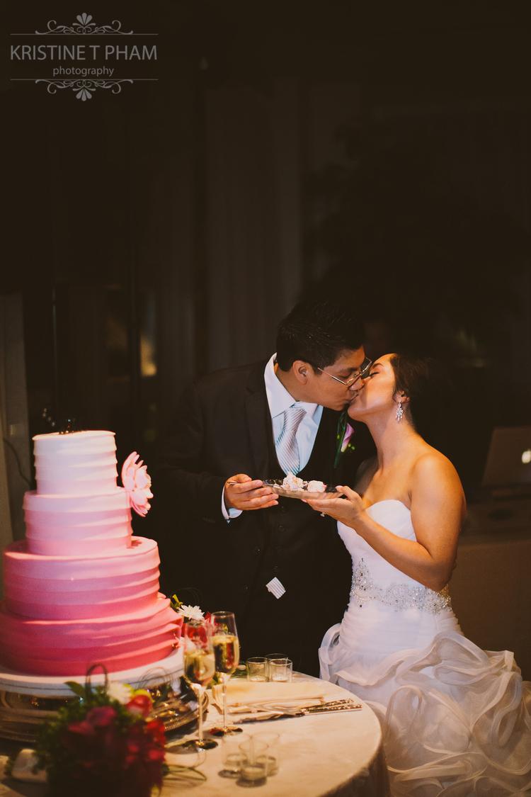 JANN & CHRISTOPHER'S COSTA MESA WEDDING