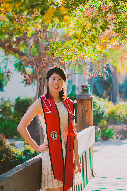 SDSU NURSES - SAN DIEGO PORTRAIT SESSION