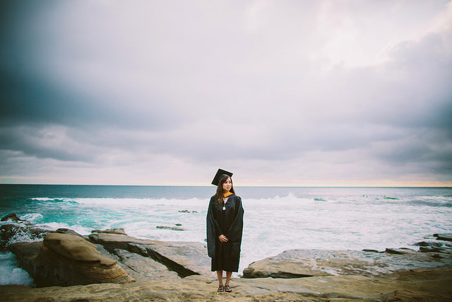 SAN DIEGO GRADUATION PORTRAIT SESSION