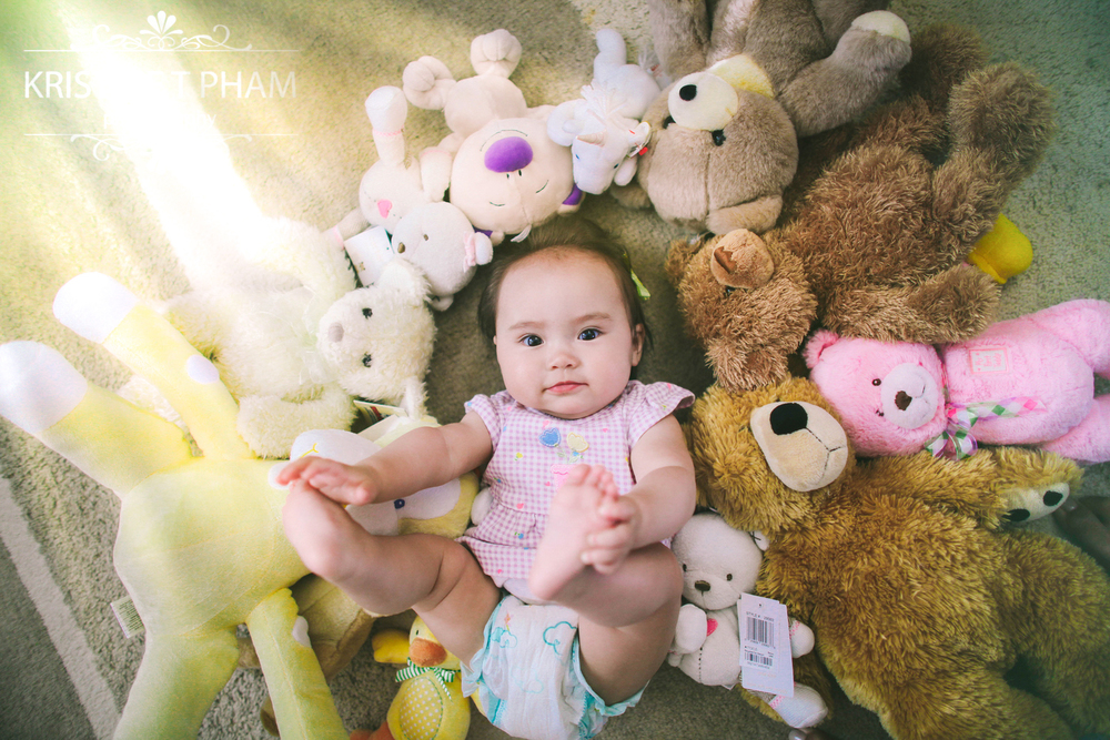 MADELINE - TORREY HILLS FAMILY PORTRAIT SESSION