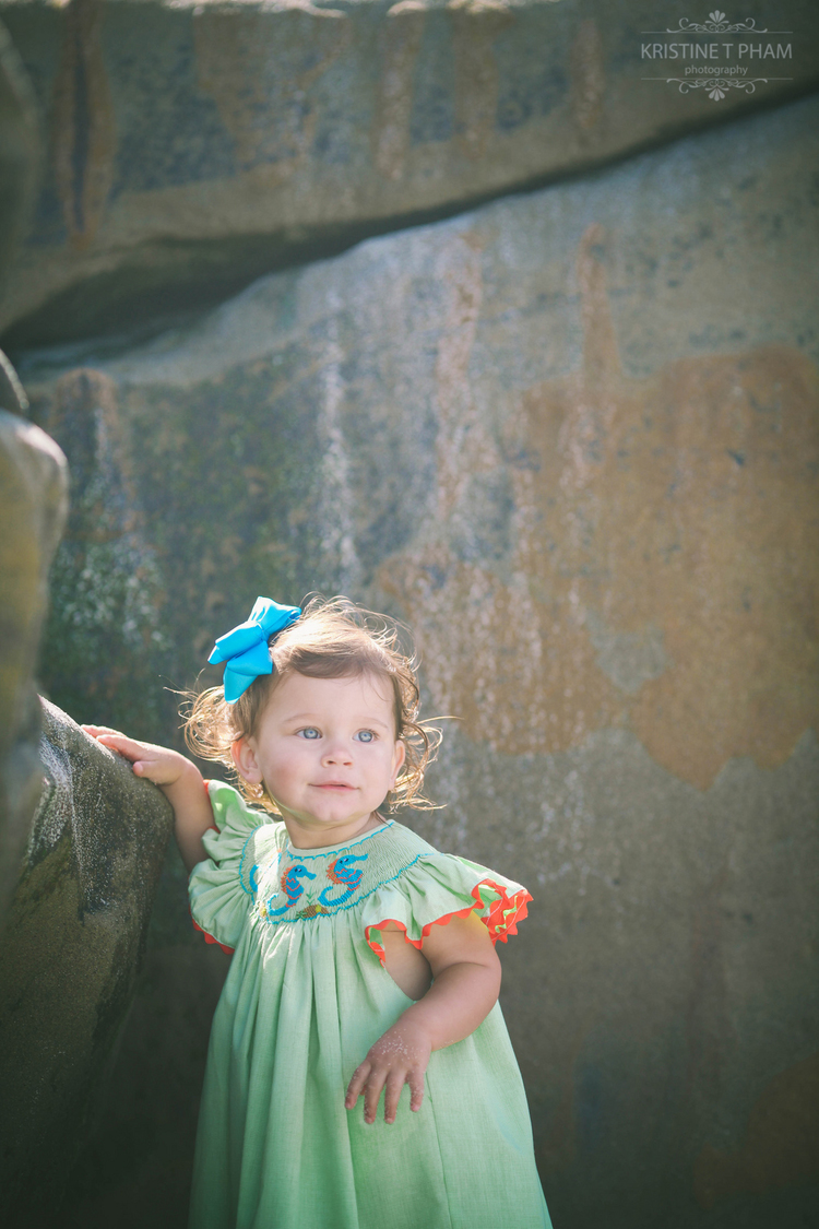 AUDREY - LA JOLLA FAMILY PORTRAIT SESSION