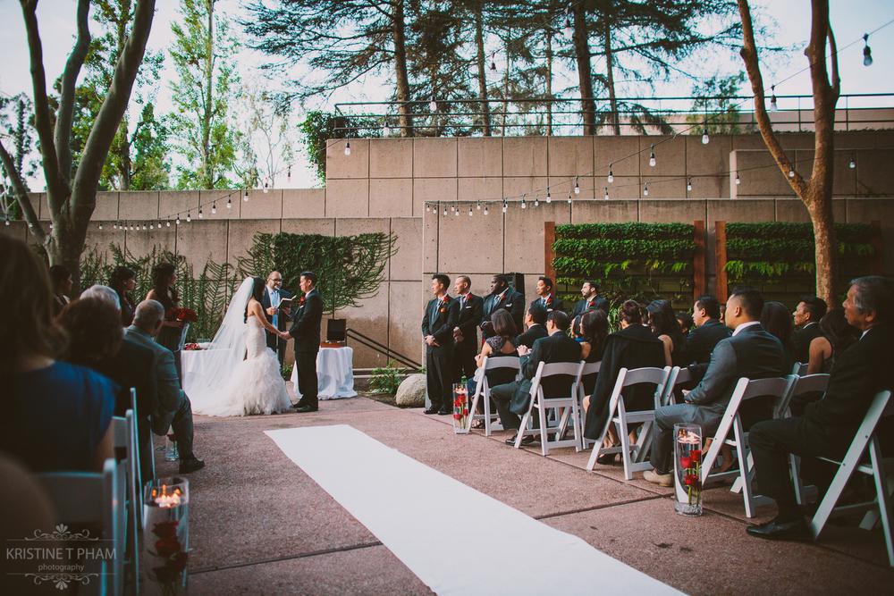 JENEE & JEFF'S CENTER CLUB WEDDING