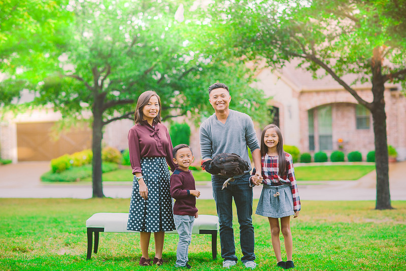 Garland Texas Family Portrait Session
