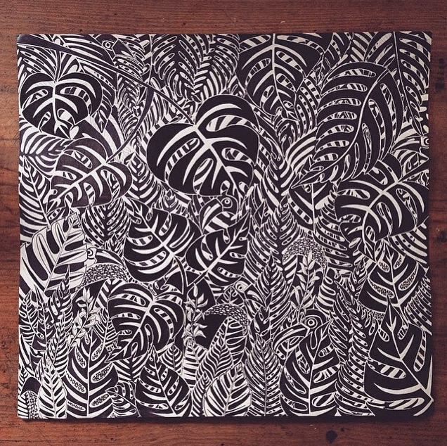 adelaide aronio toucan hand drawn50x50cm.jpg