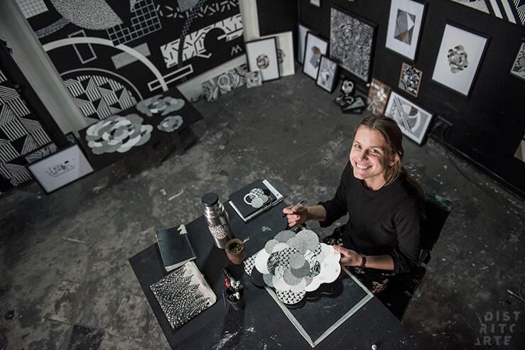foto: Maia Croizet para Distrito Arte  La entrevista   ACÁ