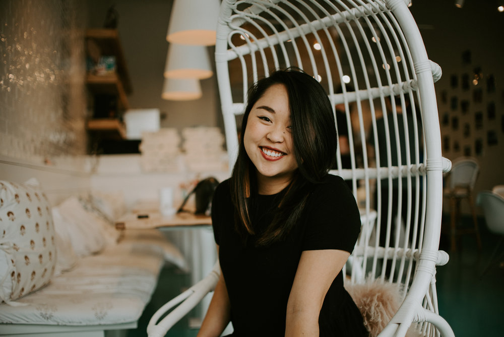 Hey there, I'm Yee Won! - The Office loving, Jeni's icecream obsessed li'l face behind Wonderly Creative.I can't wait to meet you!