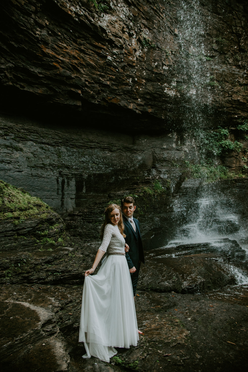 LARA &AARON - Cloudland Canyon