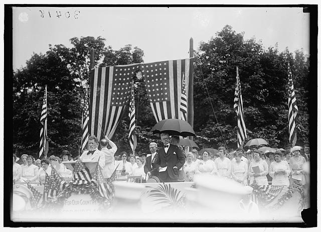 Flag Day | Circa 1919